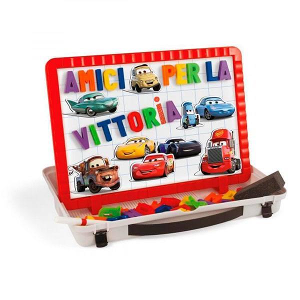 Pizarra Magnetica Letras Cars