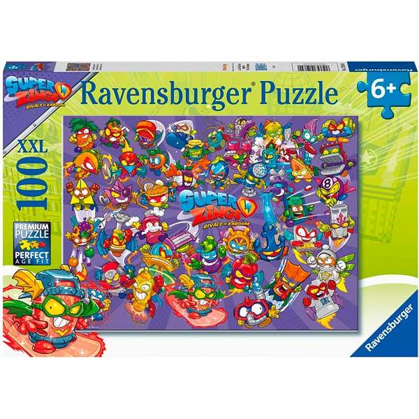 Super Zings Puzzle 100p XXL