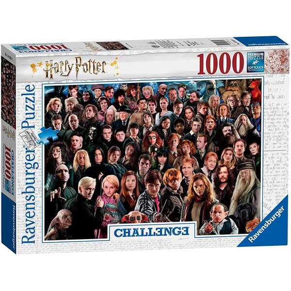 Harry Potter Puzzle 1000p