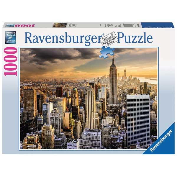 Puzzle 1000P Majestoso Nova York
