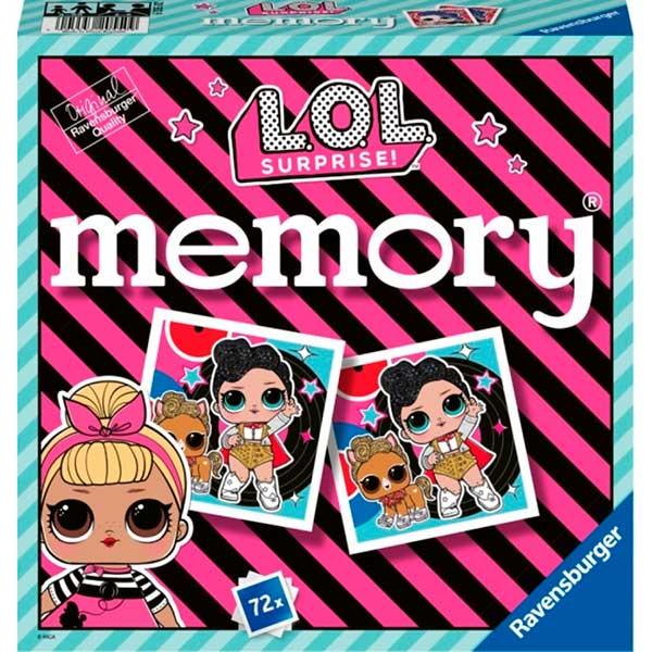 LOL Mi Primer Memory