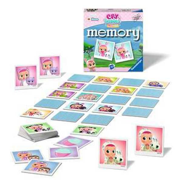 Bebés Llorones Memory