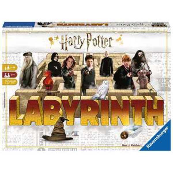 Harry Potter Jogo de Tabuleiro Labirinto