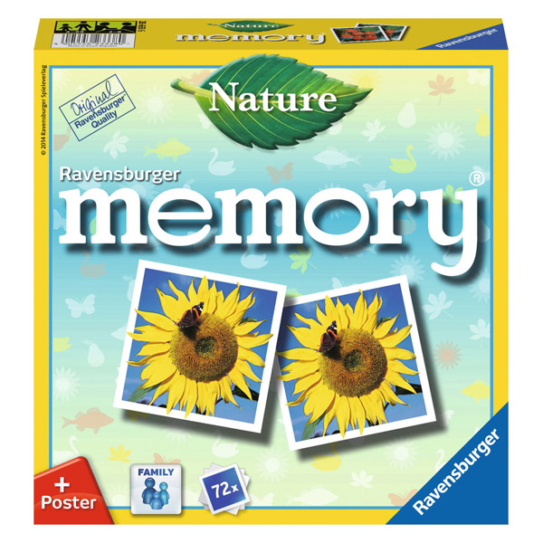 Joc Memory Natura - Imatge 1