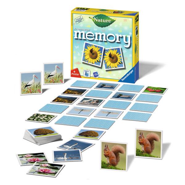 Juego Memory Naturaleza - Imatge 1