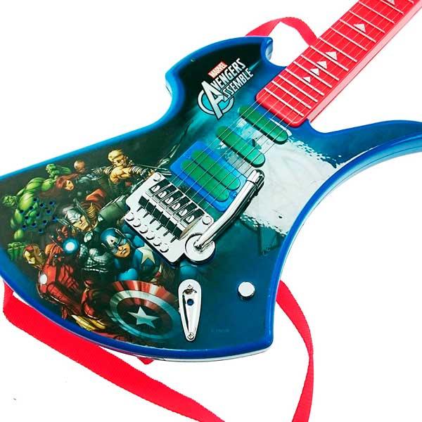 Avengers Guitarra Electrónica - Imagen 1