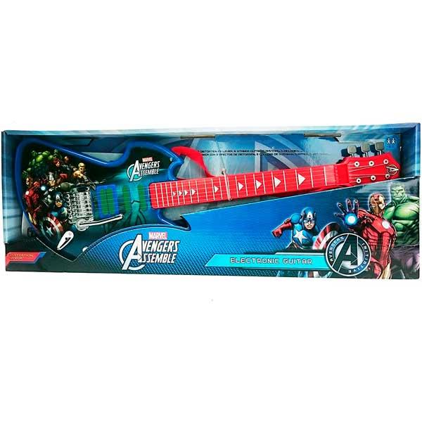 Avengers Guitarra Electrónica - Imagen 3