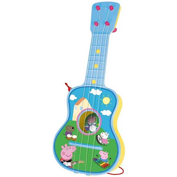 Porquinha Peppa Guitarra 4 Cordas