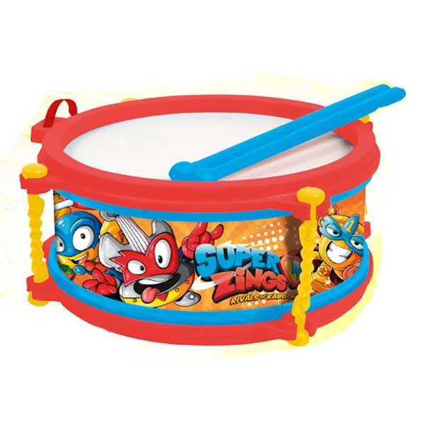SuperZings Tambor Musical