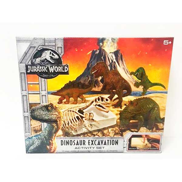Kit Arqueologia Jurassic World