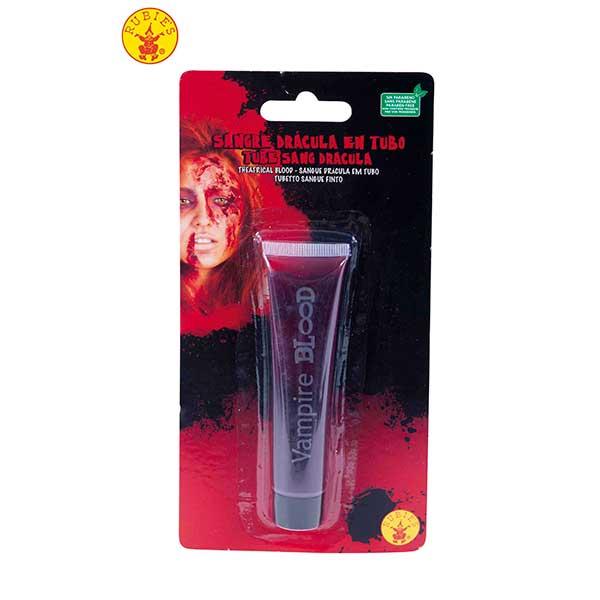 Sangre de Dracula en Tubo