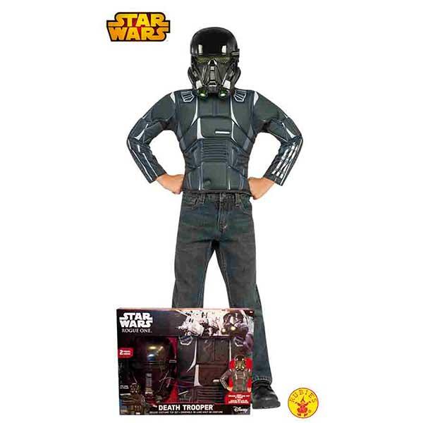 Disfraz Death Trooper Star Wars 5-7 años