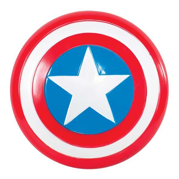 Escudo Infantil Capitán América Marvel 30cm