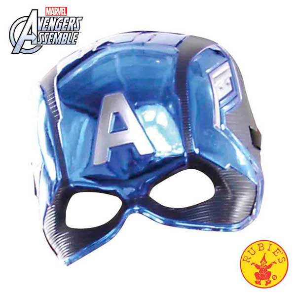 Máscara Infantil Capitán América