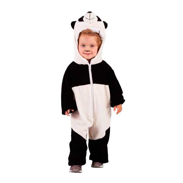 Disfraz Bebé Osito Panda 1-2 años