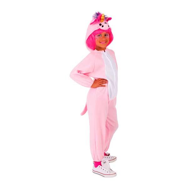 Disfraz Infantil Unicornio Rosa 5-7 años