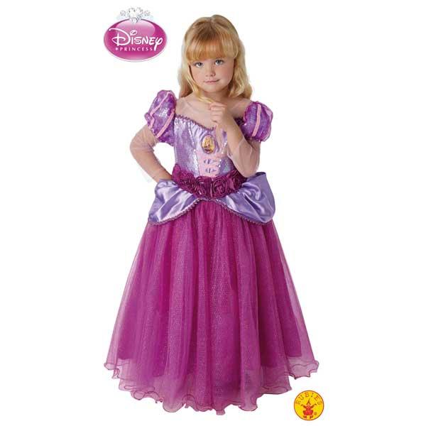 Disfraz Rapunzel Premium 5-6 años