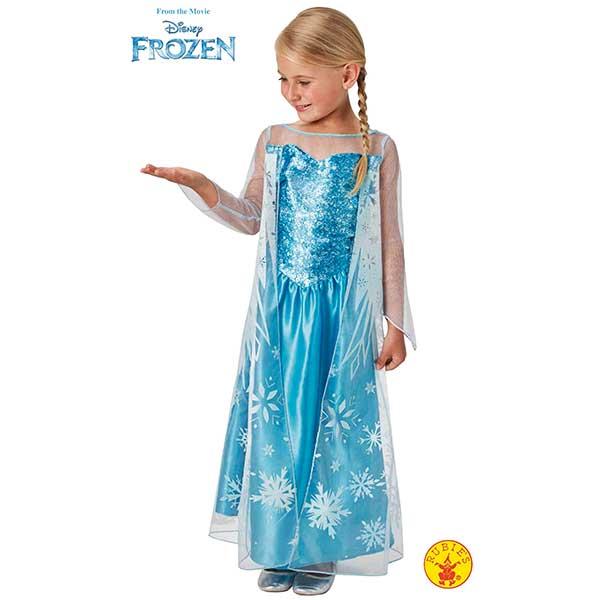 Disfraz Elsa Classic Frozen 9-10 años