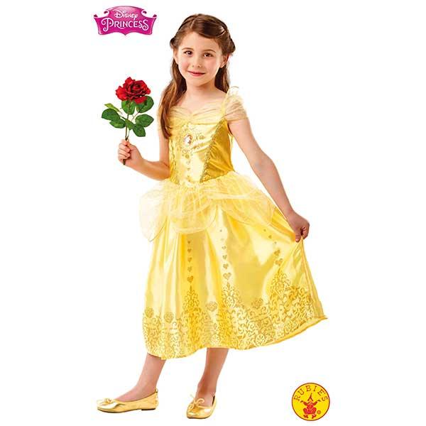 Disfraz Bella Classic Deluxe Disney 3-4 años
