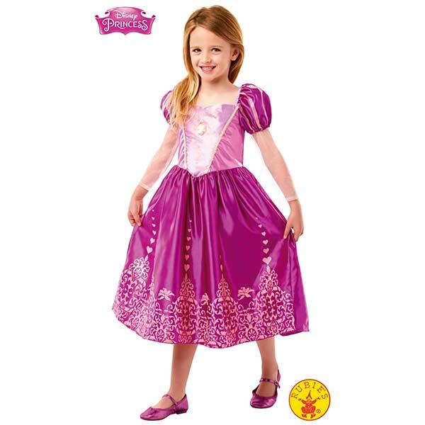 Disfraz Rapunzel Classic Deluxe 7-8 años