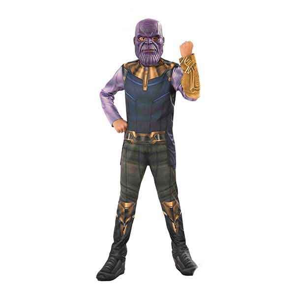 Disfraz Thanos IW Classic Avengers 5-7 años