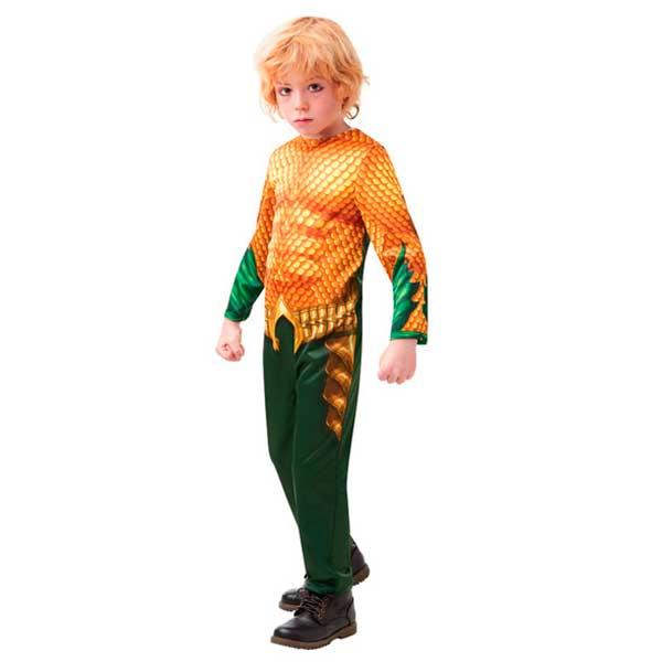 Disfraz Aquaman Classic 7-8 Años