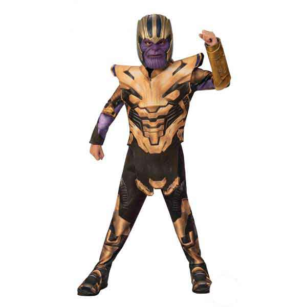 Disfraz Thanos Endgame Classic Avengers 8-10 años