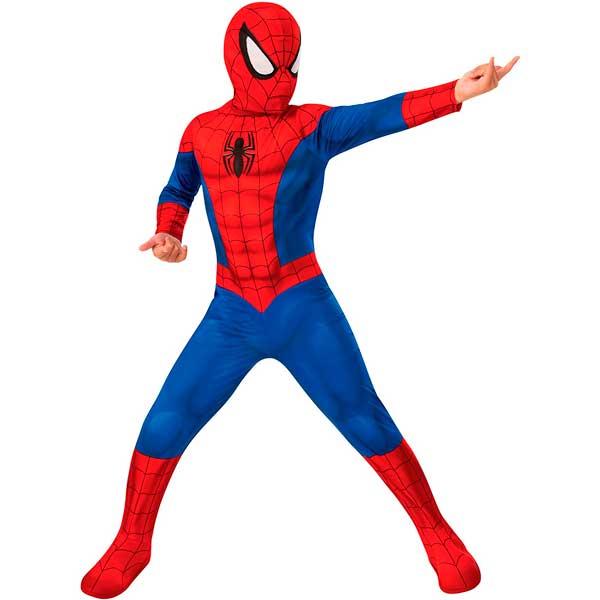 Spiderman Disfraz Infantil Classic 5-7 años - Imagen 1