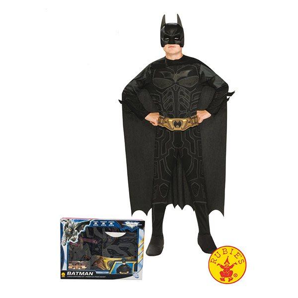 Disfraz Batman 8-10 Años