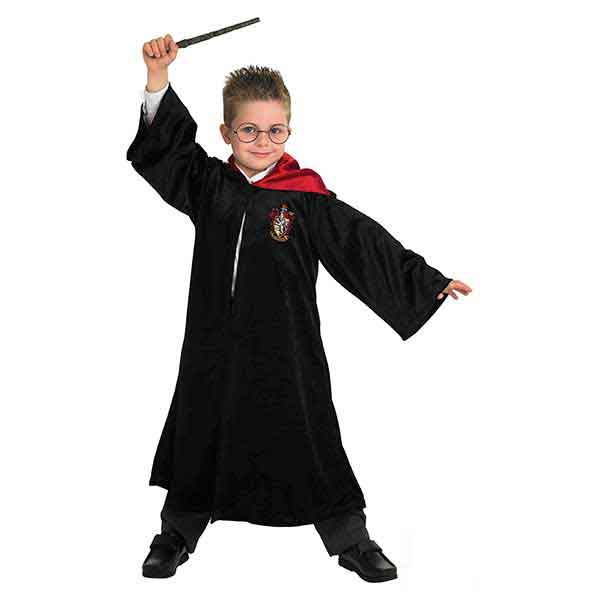Harry Potter Disfarce Deluxe 7-8 anos