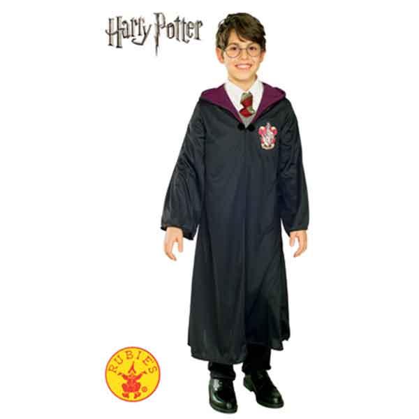 Harry Potter Disfarce 8-10 anos