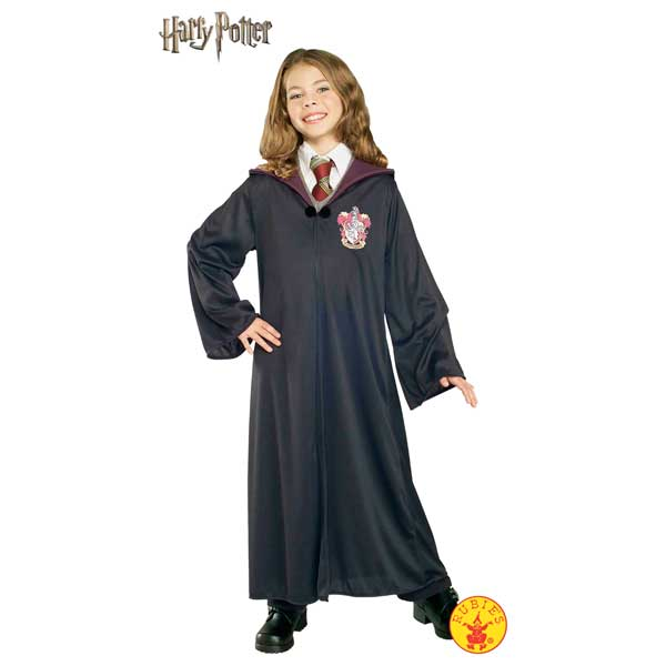 Harry Potter Disfarce Infantil Gryffindor 5-7 anos