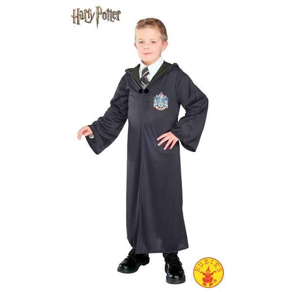 Harry Potter Disfarce Infantil Slytherin 8-10 anos