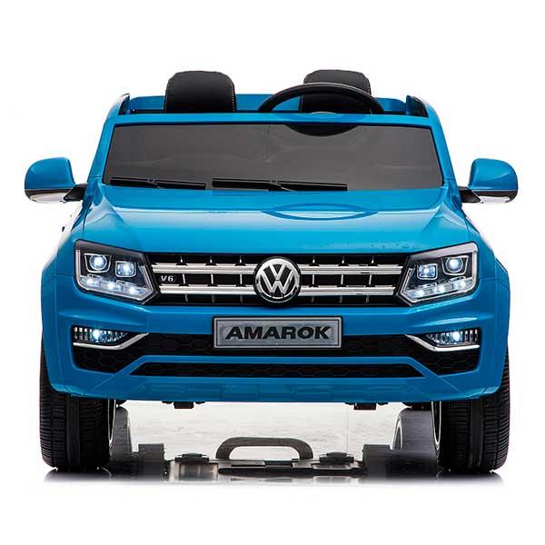 Coche Volkswagen Amarok 12V Azul R/C - Imagen 2