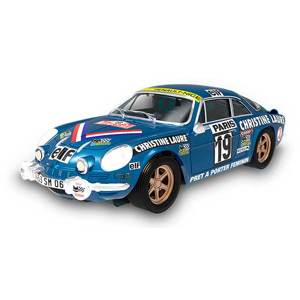 Coche Scalextric Renault Alpine Mouton