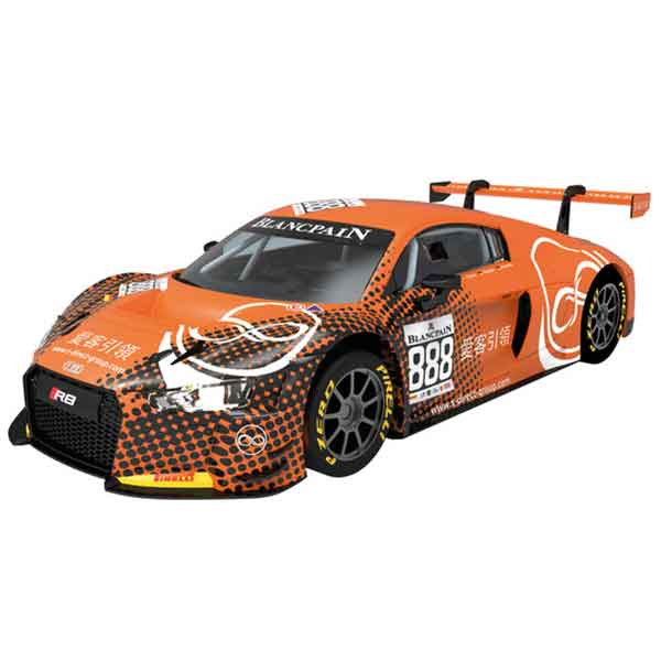 Coche Scalextric Audi R8 LMS GT3
