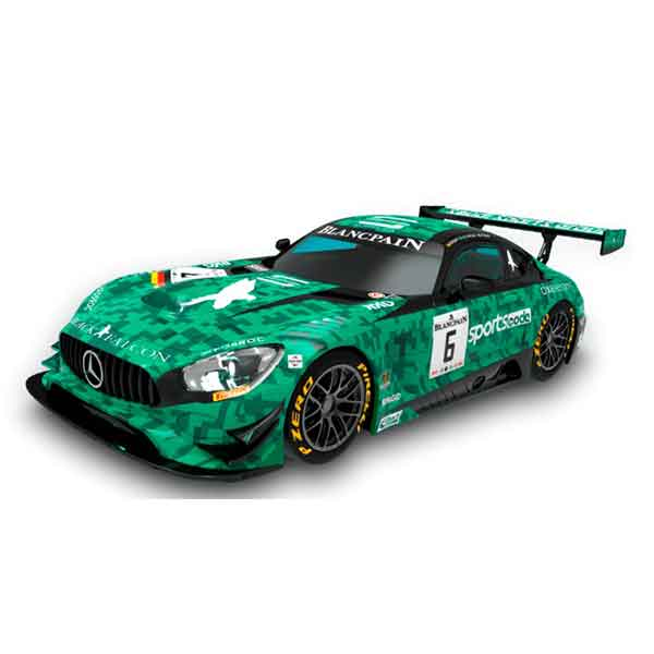 Coche Scalextric Mercedes GT3 Advance