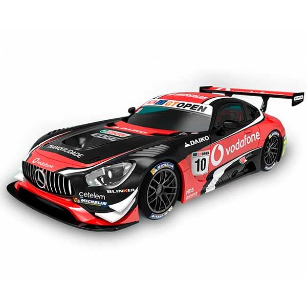 Scalextric Compact Coche Mercedes AMG GT3 Daiko