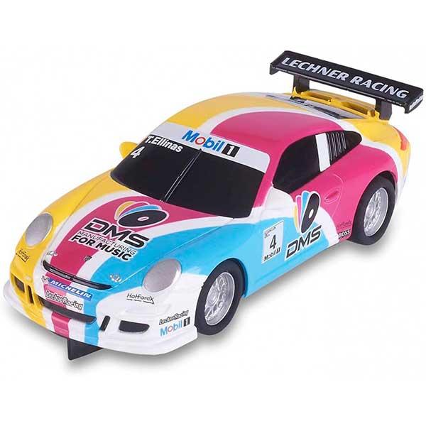 Scalextric Compact Coche Porsche 911 GT3 Tio - Imagen 1