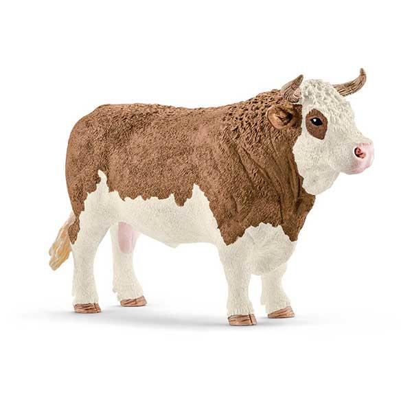 Schleich 13800 Figura Toro de Raza - Imagen 1