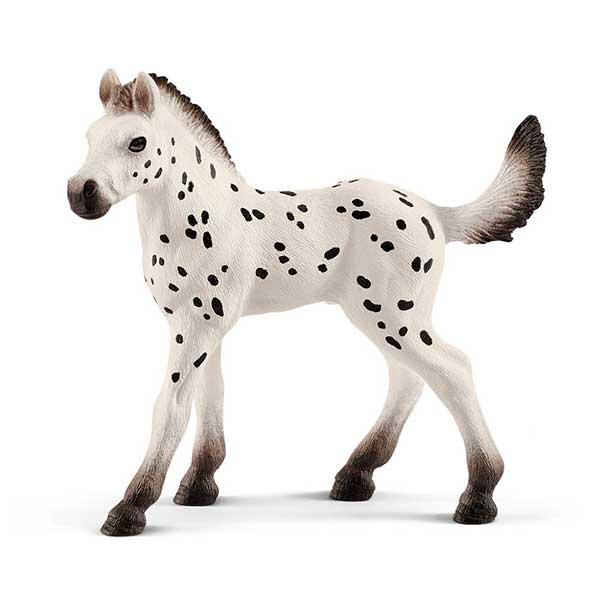 Schleich 13897-negro bosques semental-granja-animal caballo-granja World
