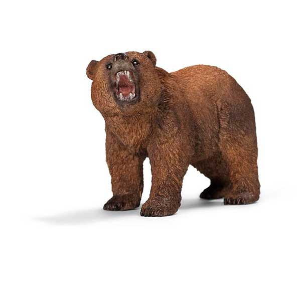 Os Grizzly Schleich - Imatge 1