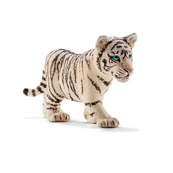 Cria de Tigre Blanc Schleich - Imatge 1