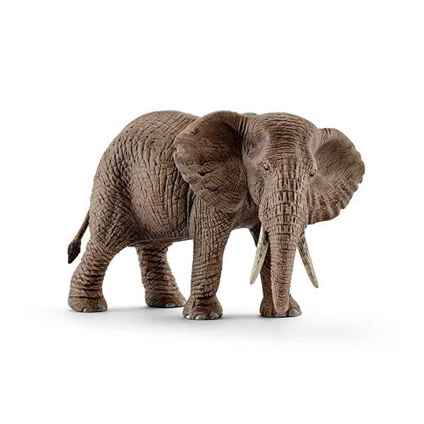 Schleich 14761 Figura Elefante Africano Hembra - Imagen 1
