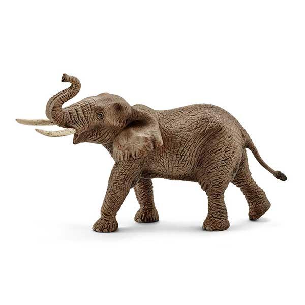 Elefant Africa Mascle Schleich - Imatge 1