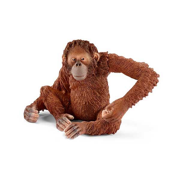 Orangutà famella Schleich - Imatge 1