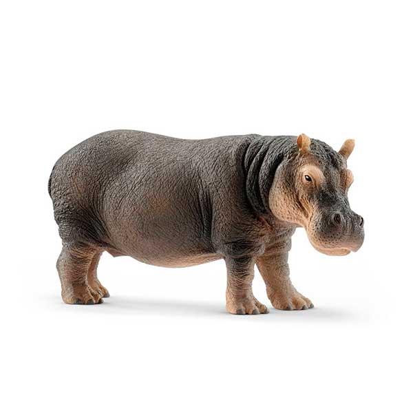 Hipopotam Schleich - Imatge 1