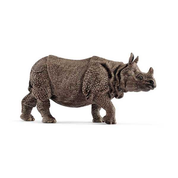 Rinoceront Indi Schleich - Imatge 1