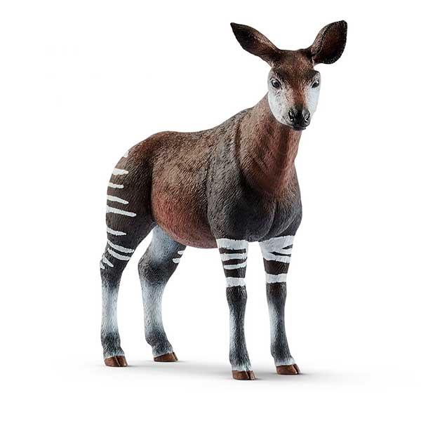 Okapi Schleich - Imatge 1