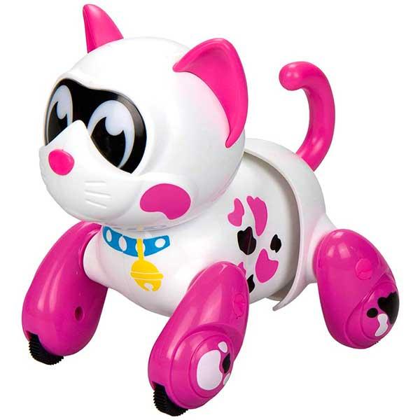 Gatito Robot Mooko Yoo Friends Interactivo